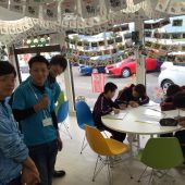 中学生アクア、速太郎職場体験のサムネイル画像