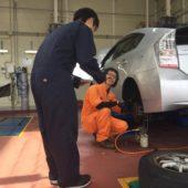 職場体験 車検の速太郎のサムネイル画像